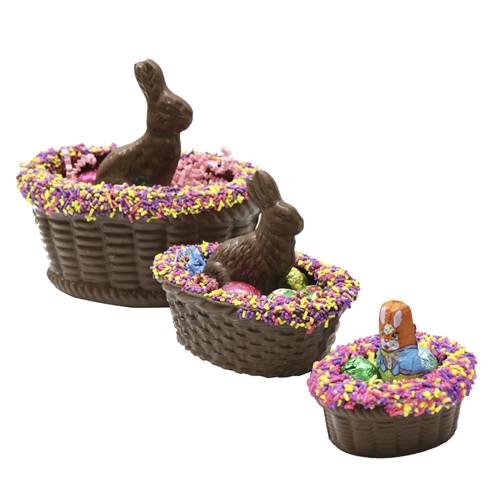 Easter Table Setting Basket- Available in Store Only